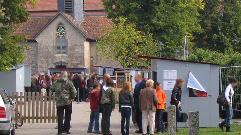 Klostermarkt – Klöster werden informiert